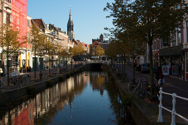 2012-10-11: Delft (and Amsterdam @ Night)