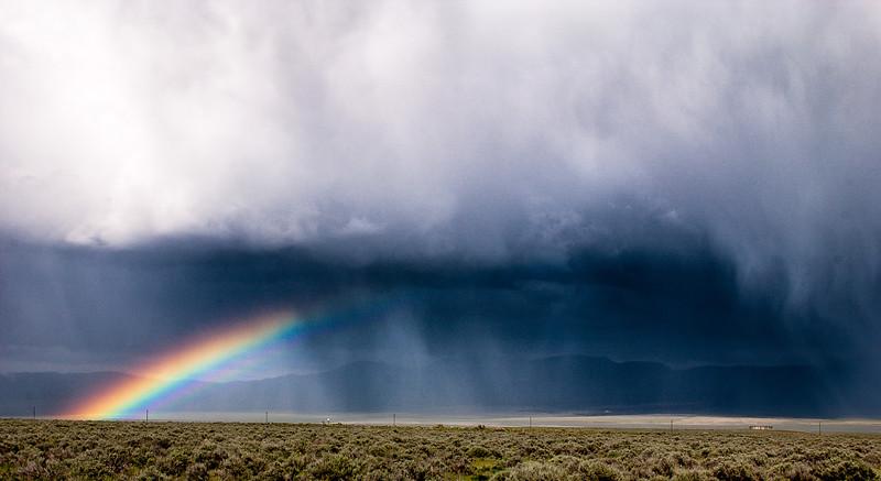 Rainbow 2, Highway 21 West of Milford, Utah, 2000