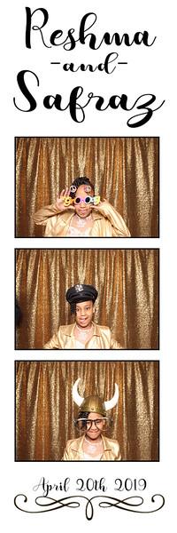 RESHMA & SAFRAZ'S WEDDING 4-20-19