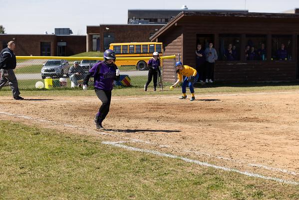 SACS Varsity Softball/Baseball Spring 2021