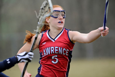 LA girls' lacrosse v. St. Mark's