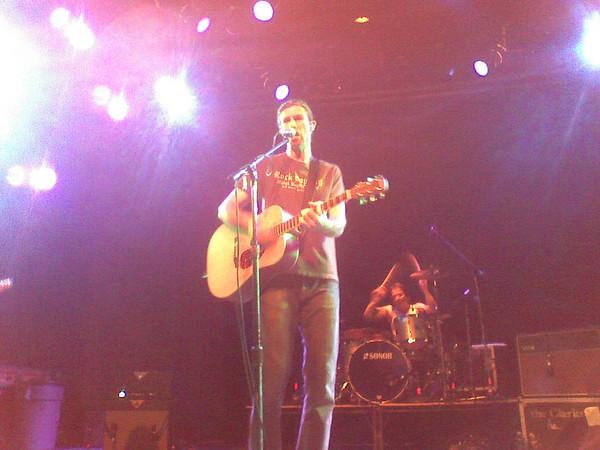 Clarks concert