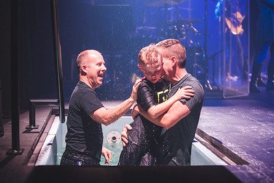 2019-01-27 - 9 a.m. Baptism Service