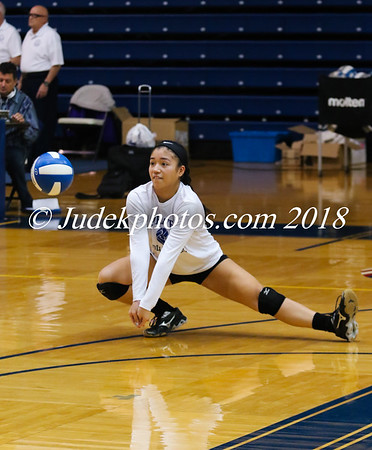 PR HS Girls Volleyball Sections 11-04-18