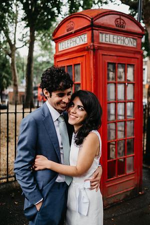 Ghazal and Ash - wedding