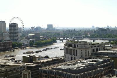 London Skylines 2014