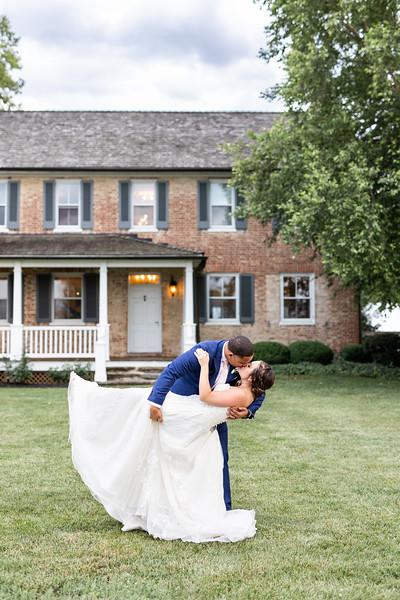 Brittany & Tre Wedding Sneak Peeks