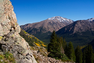 Mount Elbert, Sawatch Range