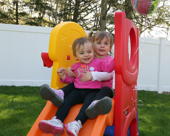Victoria and Olivia 4-27-13