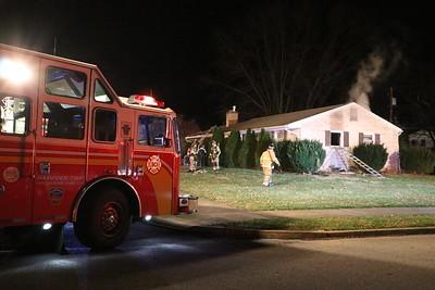 Structure Fire - Glendale Drive - December 8, 2018