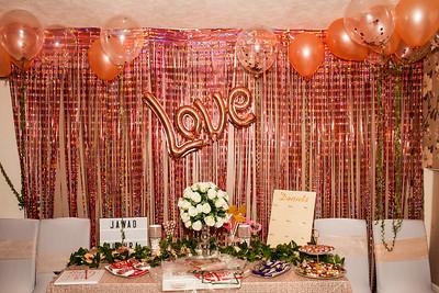Jawad & Bushra Wedding 150220