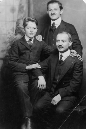 Bloom Family<br>Before 1920
