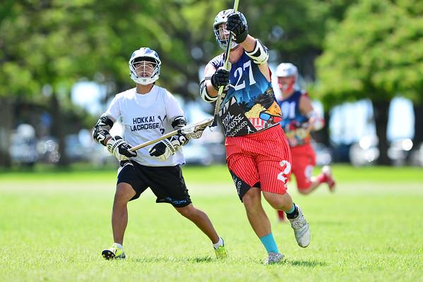 Hokkaido vs Total Lacrosse, 10-25-14