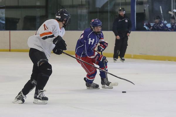 Boys' JV Hockey vs. KUA   February 11