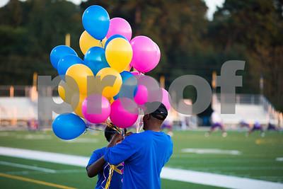 10/13/17 Chapel Hill High School Football vs Center High School by Harold Vincent