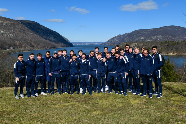 2020 USNA Water Polo - 03-01-2020 - West Point Walk