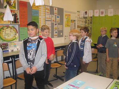 Child focus in de klas
