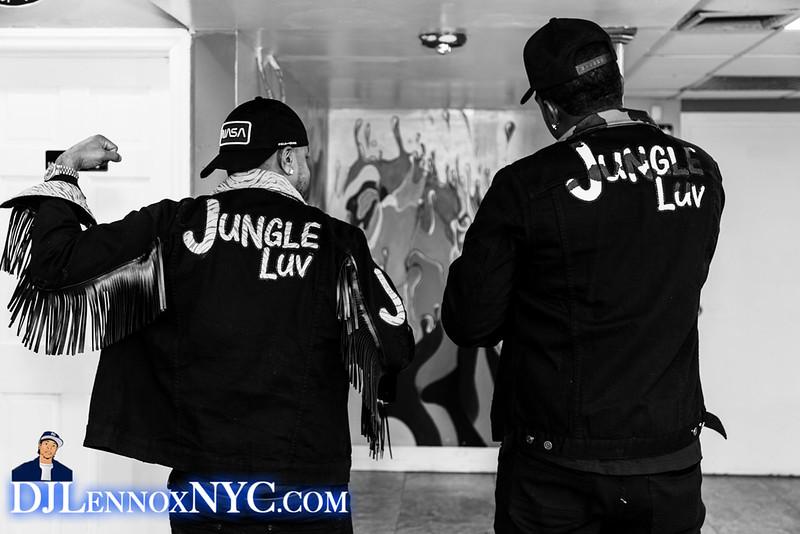 DJLENNOXNYC AND DADA Birthday Celebration Jungle Love