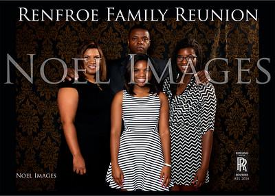 2014 Renfroe Family Reunion