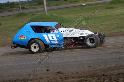 09/07/19 Vintage Class at Can-Am Speedway