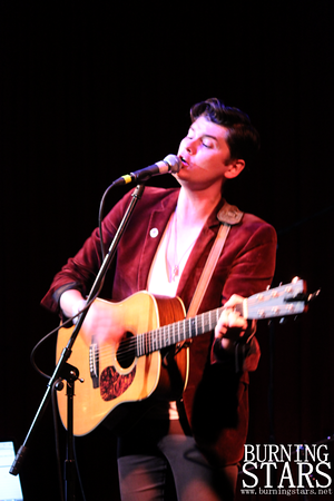 William Beckett @ Hotel Cafe (Hollywood, CA); 4/03/13