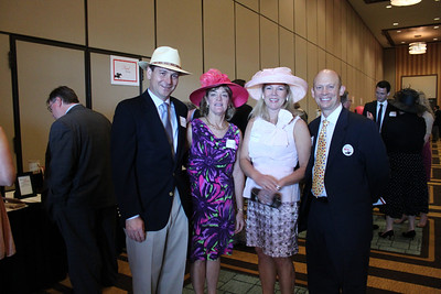 Run for the Roses 2012 - Parents Association Dinner & Auction