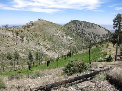 Sentinel Peak & Finnicum Peak - Jun. 30, 2019