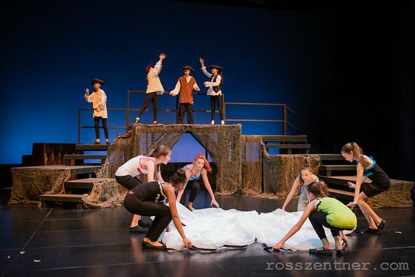 "Children's Theatre of Madison ""Little Mermaid, Jr"""