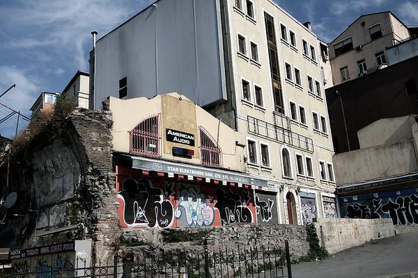 Istanbul, Turkey (Graffiti / Wall Art) - 6/28/2009