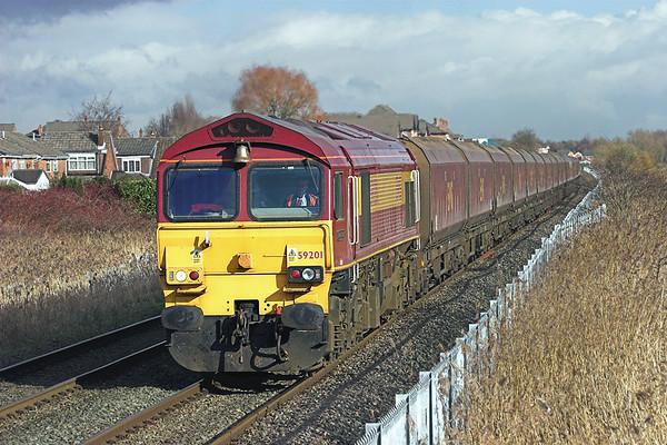 10th February 2010: Gregson Lane and Penketh Reach