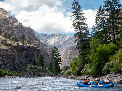 Middlefork of the Salmon River