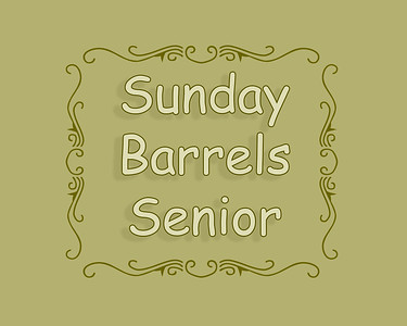 DEC LB 2018 Sun Barrel Racing Senior