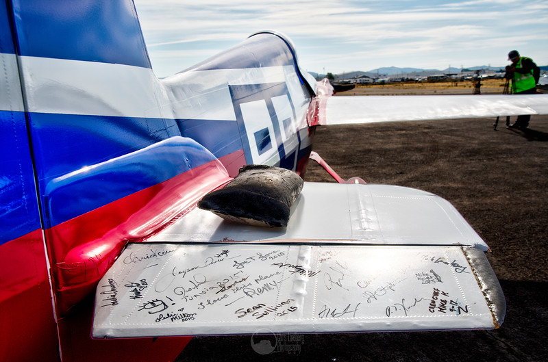 WhatAirplane,Honey?, Race 99
