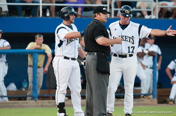 Photo Gallery: Baseball vs Georgia Tech NCAA Regionals 6-02-12