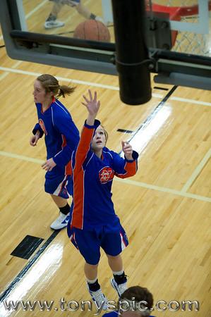 Lady Bruins Vs Murray 29 Nov 2011