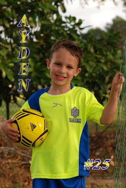 Soccer U-6 #4