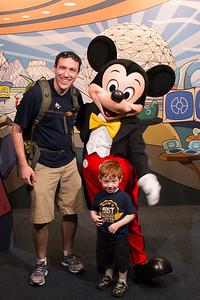 Disney Vacation 2015