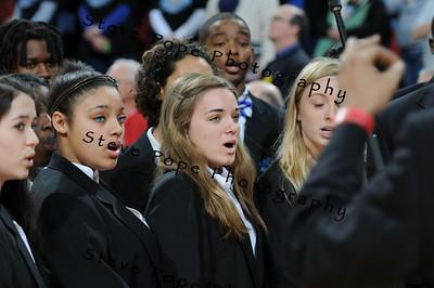 2014 Anthem Singers