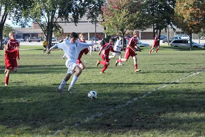 9.2011 Junior Varsity Soccer