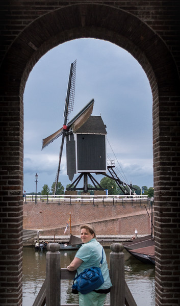 Windmill in Heusden