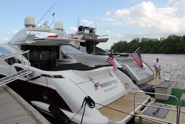 Lauren College Grade Boat Ride