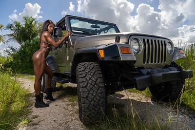 2019-06-30 Jodi and the Jeep