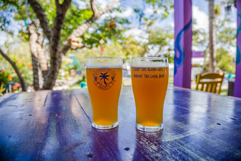 Miami to Key West Road Trip - Florida Keys Brewing - Lina Stock