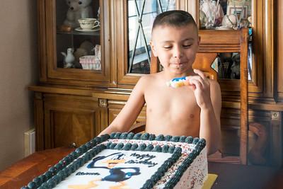 2015 - Aaron Rodriguez - 8th Birthday
