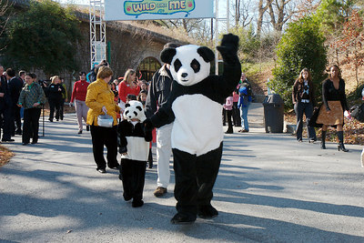 Panda Naming Ceremony