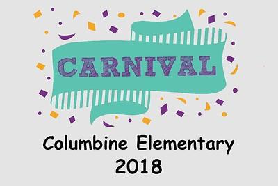 Columbine Elementary Carnival - February 9, 2018