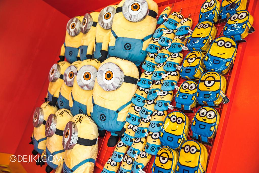 Despicable Me Breakout Party at Universal Studios Singapore / Minion Prizes
