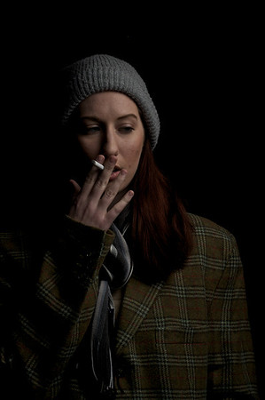 Jennelle Smokin' Hobo