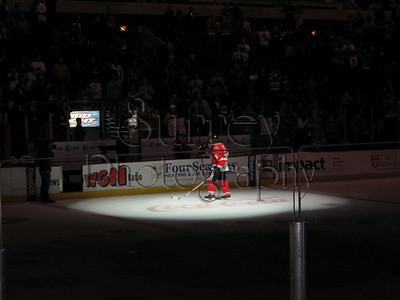 Blackhawks Game 10/31/08