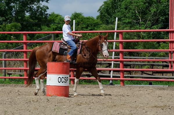 6-7-2014 'Playday'  Orange County Sheriff Posse Rodeo